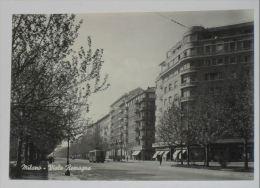 MILANO - Viale Romagna - Filobus - Milano