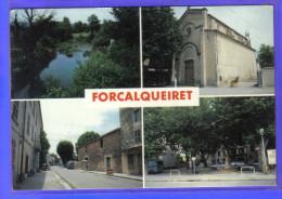 Carte Postale 83. Forcalqueiret   Très Beau Plan - Altri Comuni