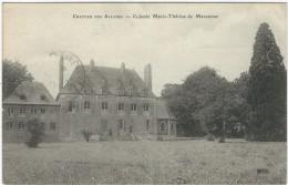 Seine Maritime : Chateau Des Alleurs, Colonie Marie-Thérèse De Maromme - Altri Comuni