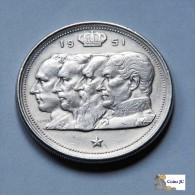 Belgium - 100 Francs - 1951 - 09. 100 Francs