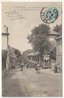 92 - ROBINSON - La Descente De Malabry - Restaurant De L'Arbre - CLC 5 - 1904 - Le Plessis Robinson