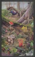 China - Taiwan (2012)  - Block - /  Mushrooms - Funghi - Champignon - Pilze - Paddestoelen
