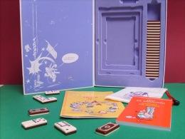 Jeux De Société Astérix Des Editions ATLAS : Jeu De Dominos ( Astérix Gladiateur ) - Jeux De Société
