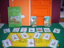 Jeux De Société Astérix Des Editions ATLAS : Jeux Des 7 Familles ( Astérix En Corse ) - Jeux De Société