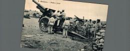 CPA Artillerie, Prêts à Tirer - Manoeuvres