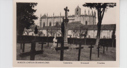 BURGOS / CARTUJA DE MIRAFLORES - CEMENTERIO - Burgos
