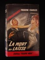 Frederic Charles - La Mort En Laisse - San Antonio