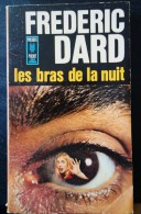 F. Dard - Les Bras De La Nuit - San Antonio