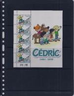 Belgie - Belgique Blok - Cedric - Laudec - Cauvin - Blocks & Sheetlets 1962-....