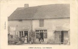 LARRET . CAFE TERRAUX - France