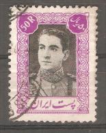 Sello Nº 694  Iran - Irán