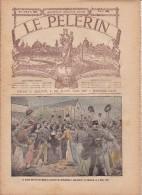 LE PELERIN 5 Avril1903 Retour Des Soeurs Au Couvent De Grenelle, Ecce Homo ... - Livres, BD, Revues