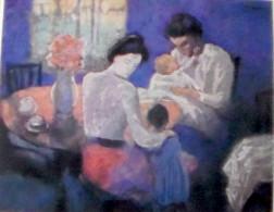 Pablo Picasso, Intimité , 1958 - Autres
