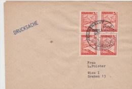 A-RII013/- ÖSTERREICH - Heiligenblut, Gross Glockner Rennen 1948 (Ski) - 1945-60 Briefe U. Dokumente