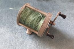 Ancien Moulinet HOHAWK    USA - Fishing