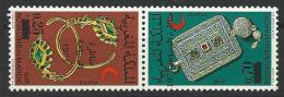 "Maroc YT 676A Tête-bêche "" Tourisme "" 1973 Neuf** - Morocco (1956-...)"