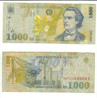 Romania: 5.000 Lei 1998 - Rumania
