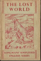 @@@ THE LOST WORLD, 1950, 126 PAGES
