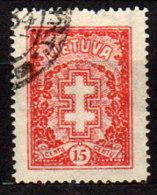 LITAUEN 1933 - MiNr: 382  Used - Litauen
