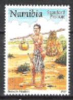 Namibia Südwestafrika SWA 1997 Organisationen Postgeschichte Weltpostverein UPU Weltposttag Postläufer, Mi. 866 ** - Namibia (1990- ...)