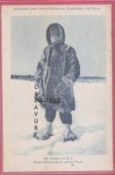 MISSION DES PERES OBLATS En Amerique Du Nord--Mgr Breynat-O.M.I- évéque Missionnaire En Costume D'hiver - Misiones