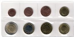 BELGIO 2003 SERIETTA DA 1 CENT A 2 € LIEVI OSSIDAZIONI - Bélgica