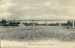 CPA - Gadonne - Pont Ferroviaire - Otros Municipios