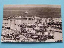 CONSTANTA Harbour / Port  ( Meridiane ) Anno 1967 ( Zie Foto´s Voor Detail ) ! - Roumanie