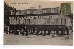 Eure : Evreux : Hôtel De La Gare - Evreux
