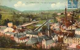 CPA - LONGWY-BAS (54) - Aspect Du Bourg Et Des Usines En 1924 - Longwy