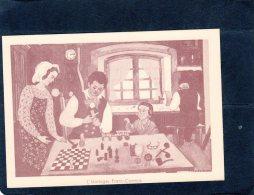 """59821     Francia,  En  Franche-Comte,  L""""Horloger,  D""""apres  Une Acquarelle De P. Welcomme,  NV - Peintures & Tableaux"""