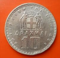 Greece 10 Drachmai 1959 - Griekenland