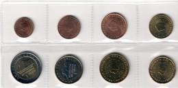 OLANDA 2003 SERIETTA DA 1 CENT A 2 € FDC - Paesi Bassi