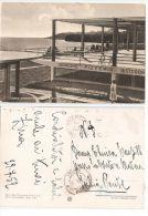 TORRE ANNUNZIATA ( NAPOLI ) LIDO AZZURRO - TERRAZZA - EDIZ. PRISCO - 1952 - Torre Annunziata