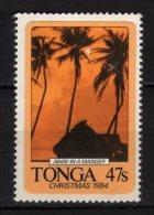 TONGA - 1984 Scott# 591 ** - Tonga (1970-...)