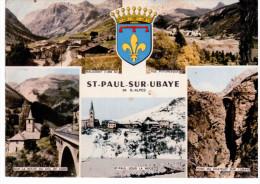 Saint Paul Sur Ubaye - Multivues - Unclassified