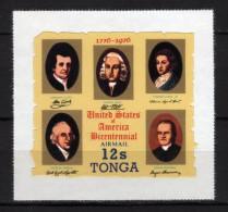 TONGA - 1976 Scott# C194 * PA - Tonga (1970-...)