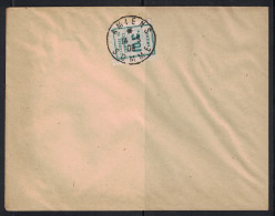 FRANCE - GREVE De AMIENS TIMBRE à 10C Sur LETTRE Du 14.5.1909 (NON VOYAGEE) - 1877-1920: Semi-Moderne