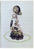 Téléphone 19ème Siècle - Poste Bailleux Ader 1893 - Collection Historique Des Télécommunications - Post