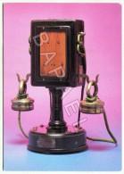 Téléphone 19ème Siècle - Poste D´Arsonval 1898 - Collection Historique Des Télécommunications - Post