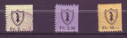 913 - BASEL Fiskalmarken - Fiscaux
