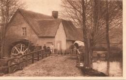36 Indre :  Le Meunier D' Angibault  ( G . Sand )  Le Moulin D' Angibault Dans La Vallée Noire    Réf 1456 - France