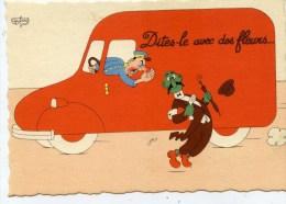 DUBOUT - Les Editions Du Moulin N° 24 A - Camion - Très Bon état - 24A - Dubout