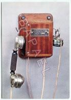 Téléphone 20ème Siècle - Applique Marty Murale 1910 - Collection Historique Des Télécommunications (2) - Post