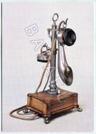 Téléphone 20ème Siècle - Poste Berliner Mobile 1909 - Collection Historique Des Télécommunications - Post