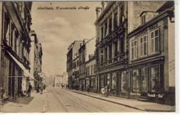 SAARLOUIS SAARLAUTERN SAARE LIBRE  Französische Straße M Cigarren Haus - Kreis Saarlouis