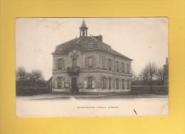 * CPA..dépt 95..AUVERS Sur OISE  :  La Mairie   : Voir Les 2 Scans - Auvers Sur Oise