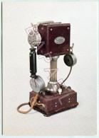 Téléphone 20ème Siècle - Poste Mobile Eurieult Type 10 1917 - Collection Historique Des Télécommunications - Post
