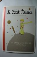 Publicité, Anniversaire De Gallimard Jeunesse - Le Petit Prince - Antoine De Saint éxupéry  - Bande Dessinée - Advertising