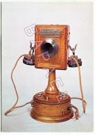 Téléphone 20ème Siècle - Poste Pasquet 1902 - Collection Historique Des Télécommunications (2) - Post